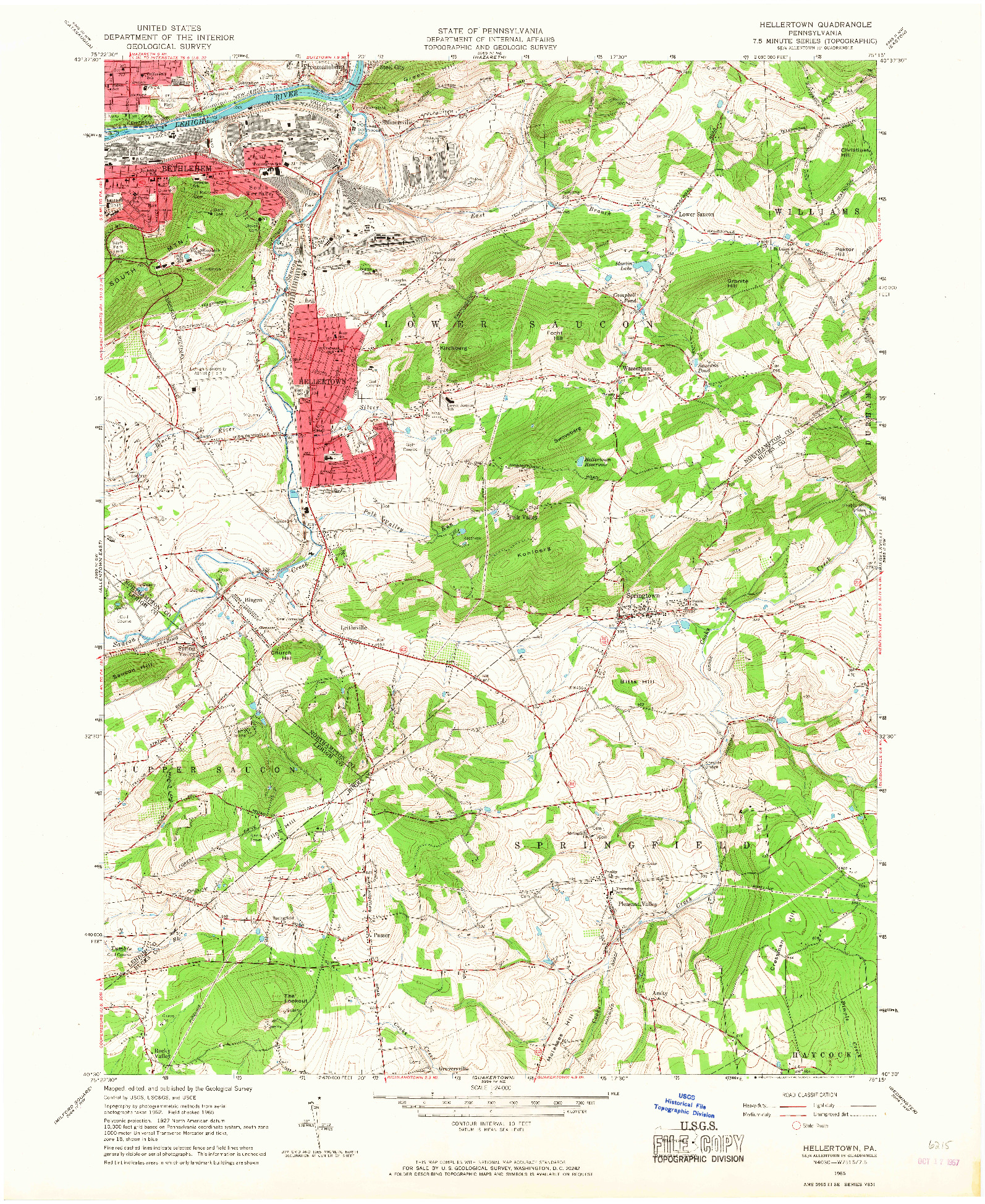 USGS 1:24000-SCALE QUADRANGLE FOR ERTOWN, PA 1965 on interstate 30 map, interstate map of mississippi and alabama, interstate 85 map, lincoln way map, new jersey route 1 map, interstate highway map, interstate 526 map, interstate 75 map, interstate 70 map, interstate 27 map, us highway 78 map, interstate 80 map, interstate 25 map, interstate 10 map, interstate 422 map, interstate 26 map, interstate 44 map, interstate 74 map,