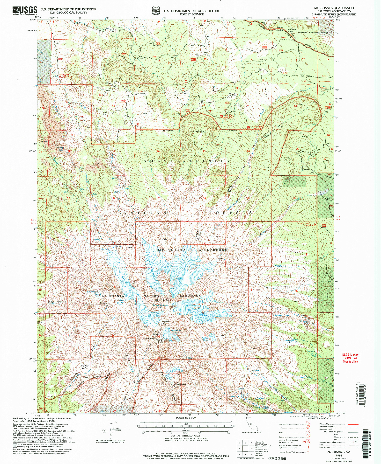 USGS 1:24000-SCALE QUADRANGLE FOR MT. SHASTA, CA 1998 on jamestown nd flood map, south fargo map, fargo nd flood map, west fargo nd zoning map, clay county nd map, city of fargo flood, city of center nd, city of west fargo nd, city of fargo gis, fargo nd on map, kirkwood mall bismarck nd map, city of bismarck nd map, city of grand forks nd map, fargo north dakota map, fargo road map, fargo street map, fargo district map, fargo nd zip code map, city of fargo north dakota, city of dickinson nd map,